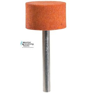 REPLACEMENT Large GRINDING STONE For MASTER GROOMING TOOLS NAIL GRINDER Post