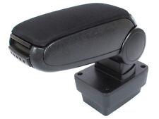 ARMREST + MOUNTING KIT BLACK TEXTILE FOR SKODA FABIA III MK3 2014-