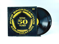 Various - AVCO Broadcasting Corporation WLW 50 Years (1972) | Vinyl LP | VG+