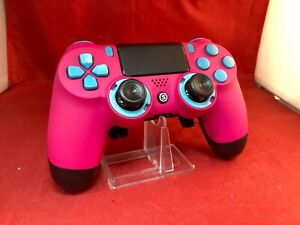 Scuf Gaming Infinity4PS PRO Playstation 4 PS4 Controller Pink Trigger Stop EMR