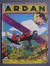 ► ARDAN - TIM L'AUDACE - ARTIMA - N°80 - 1958 - LE TRUST DES SORCIERS