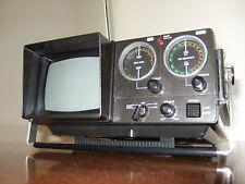 CROWN portable RADIO TV FM-AM Transistor TOP ZUSTAND Sammlerstück Made in Japan