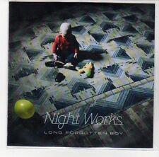 (DL643) Night Works, Long Forgotten Boy - 2013 DJ CD
