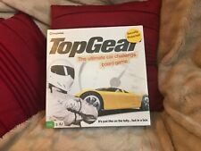 Top Gear - The Ultimate Car Challenge Board Game **NEW & SEALED**