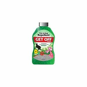 Get Off My Garden Cat Dog Repellent 460g Discourages Stops Fowling On Lawns New