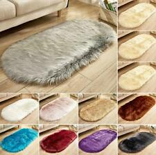 Fluffy Rugs Anti-Skid Shaggy Area Dining Room Carpet Floor Mat Home Bedroom Soft