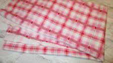 Less than 1 Metre Tartan Craft Fabric Remnants