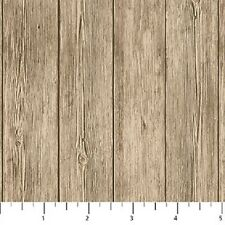 BROWN TIMBER WOOD PLEASANT PASTURES NATURESCAPES LANDSCAPE FABRIC