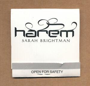 Sarah Brightman Harem RARE promotional condom '03