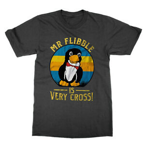 Mr Flibble is Very Cross t-shirt funny nerd tee Red Dwarf sci fi Rimmer present