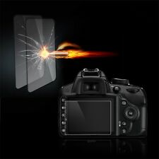 Tempered Glass Film Camera LCD Screen Protector for Nikon D3100/D3200/D3300 JL