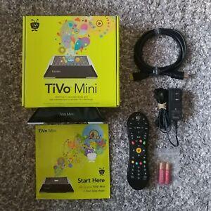 TiVo MINI ~ Excellent Condition ~ TCDA93000 ~ LIFETIME SERVICE ~ RF Remote