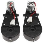 12V Power Wheels Motor for Jeep Ride On Toys 2 Pcs For Kids Car Toys