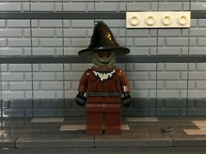 LEGO DC Superhero Scarecrow Minifigure (7785 7786) bat016
