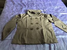 beige jacket size 46/48