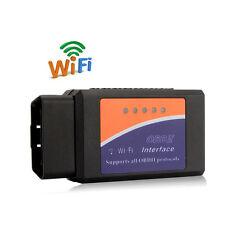 2015 ELM327 WiFi OBD2 USB Interface OBDII Car Diagnostics Scanner Code Reader