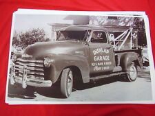 1949 CHEVROLET 3100  PICKUP TOW TRUCK 11 X 17  PHOTO /  PICTURE