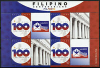 Philippines Stamps 2019 MNH Filipino Centenarians Post Office 4v M/S