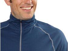 CloudVeil Men's 1/4 Zip Pullover For Layering. Lightweight. Size Medium NWT