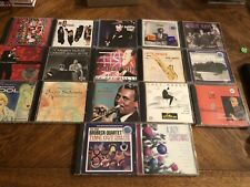 Lot Of 17 ~ Blues R&B And Jazz Cd's