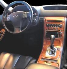 2005 2006 06 INTERIOR WOOD DASH TRIM KIT SET FOR INFINITI G35 G-35 2 DOOR 4 DOOR