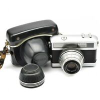 CARL ZEISS WERRA 1E CAMERA 35mm WITH TESSAR 50mm f/ 2.8 LENS c.1961-66