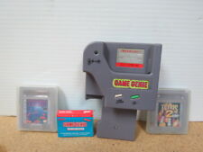 Retro Game Genie for Nintendo GameBoy with Code Book and Tetris, Tetris 2  R433K