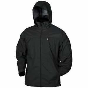 Frogg Toggs River Toadz Jacket Black XX-Large New