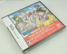 Nintendo DS - Dragon Ball DS - Brand New Factory Sealed Import US Seller