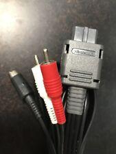 Official Nintendo N64 OEM S-Video Cable AV Import **Rare** USA Seller