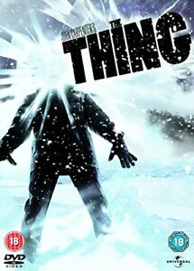 John Carpenters The Thing [DVD] [1982][Region 2]