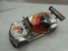 OFFICIAL DISNEY PIXAR CARS - SILVER METALLIC MAX SCHNELL DIECAST TOY CAR