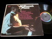 JAY MCSHANN/MCSHANN'S PIANO/CAPITOL/JAZZ/USA PRESS