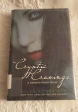 Vampire Kisses Novel by Ellen Schreiber Cryptic Cravings #8 Series Hardback Book