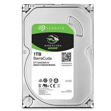 1TB HDD Hard Drive Seagate BarraCuda 7200rpm 64MB Cache Internal (ST1000DM010)