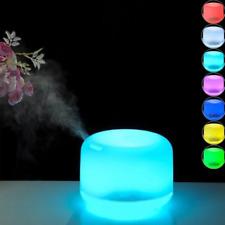 DIFFUSORE PROFUMO UMIDIFICATORE AMBIENTI LED RGB AROMATERAPIA CROMOTERAPIA SC0