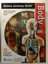 Learning Resources Human Body Anatomy Model, 31 Pieces