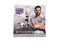 Beachbody Tony Horton Hard Corps Battle Buddy Workout Program Dvd, New/Sealed