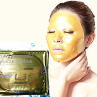 Gold Collagen Crystal Face M Anti Ageing Skin Care Facial M 1  / 5 / 10