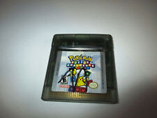 Pokemon Puzzle Challenge Nintendo Game Boy Game Color Advance SP