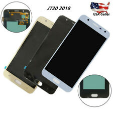 LCD Display Touch Screen Digitizer For Samsung Galaxy J7 DUO 2018 J720 J720F/M