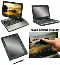 Toshiba Portégé M700  Laptop Core 2 2.4Ghz 4 gig ram webcam dvd/rw touch screen