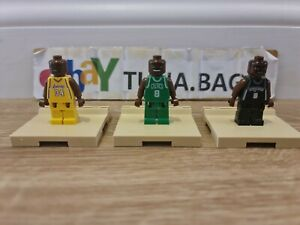 Lego Sports Basketball NBA Collectors # 2 (3561) 99% Complete Shaquille O'Neal