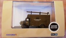 Oxford Military Bedford OY Van Civil Defence  76BD019 NEW 1:76