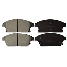 Premium Ceramic Disc Brake Pad FRONT New Set Plus Shims Fits Buick Chevy KFE1467