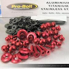 PRO-BOLT FHO099-R FAIRG KT -CBR600RR 07-11 RED