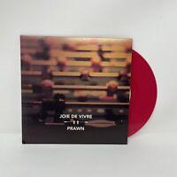 """Joie De Vivre / Prawn Vinyl Record 7"""" Red Color Variant"""