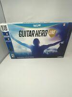 BRAND NEW SEALED FAST SHIP Guitar Hero Live (Wii U, 2015)