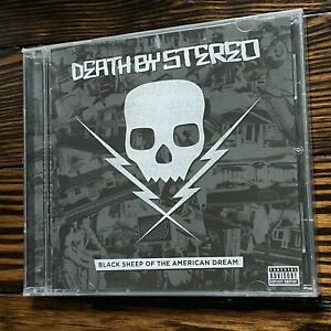 Death By Stereo / Black Sheep of the American Dream (NEW) (VFR 372) - Death By..