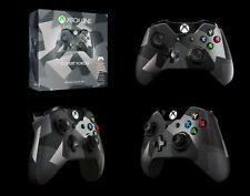 Microsoft Xbox One Camouflage Covert Forces Black Ops Wireless Game Controller